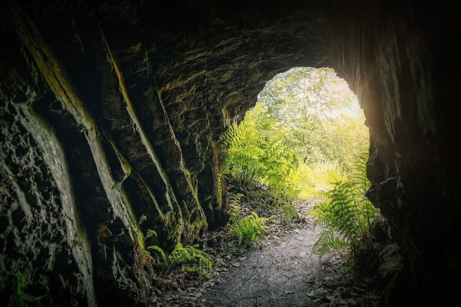 Lys for enden af tunellen