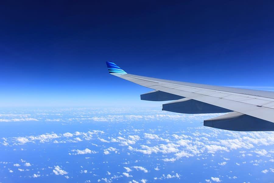 Panikangst kan opstå efter en flyrejse