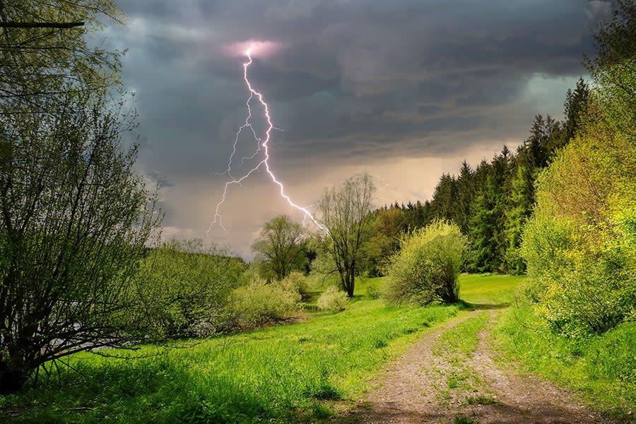 Panikangst kan slå ned som et lyn